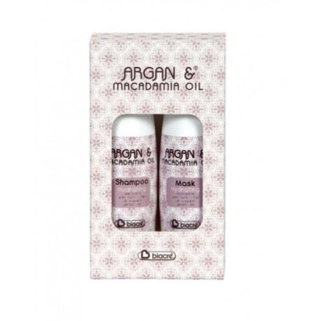 Kit Shampoo Hydrating + Mask Hydrating 2 x 100 ml