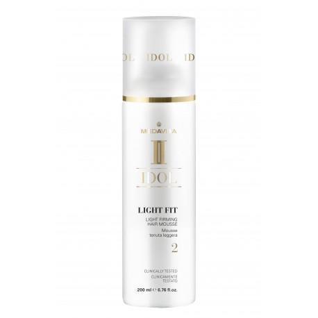 Light Fit - Light firming hair mousse 200ml