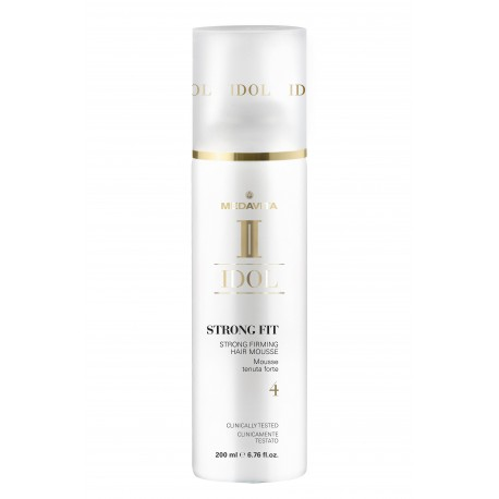 Strong Fit - Strong firming hair mousse 200ml