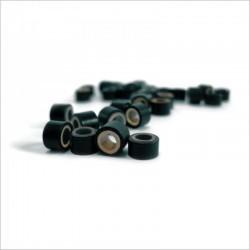100 black rings, 2 pullers