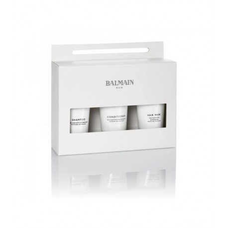BALMAIN HAIR TRAVEL SET 3X50ML