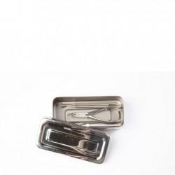 8875.20 ,Boîte d'Instruments Inox (vide)