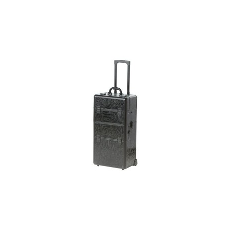 8961.10 Trolley 2 en 1 Black Shiny Sh., Fr. Noir