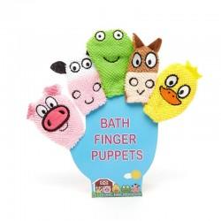 5marionettes à doigt - main