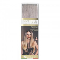 INVISIBLE CLIP-IN 6 Brun Noisette