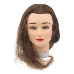 ALINE TRAINING HEAD SIBEL LT.BROWN