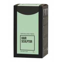 HAIR SCULPTOR NOIR FIBRES CAPILLAIRES EPAISSISSANTES 25GR