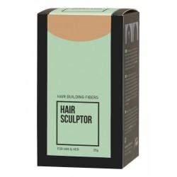 HAIR SCULPTOR BLOND FONCE FIBRES CAPILLAIRES EPAISSISSANTES
