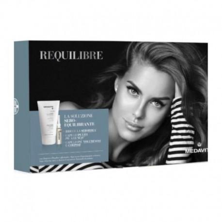 Kit Requilibre Shampoo 150ml + Lozione Seboequilibrante 12 X