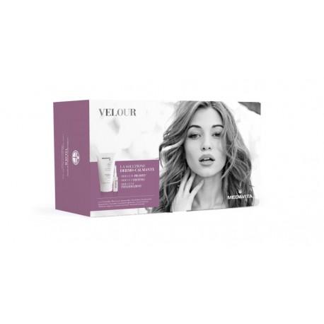 Kit Velour Shampoo 150ml + Lozione Tranquillante 12 X 6ml